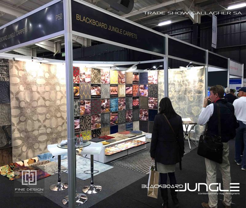 Decorex_stand_Blackboard_Jungle_at_Gallaghar